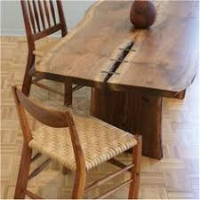 wood slab dining table beautiful: large slab dining tables from nusa