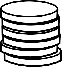 Image result for white coin