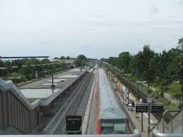 Hamburg-Neugraben station