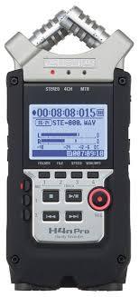 <b>Портативный рекордер Zoom</b> H4n Pro — Диктофоны — купить по ...
