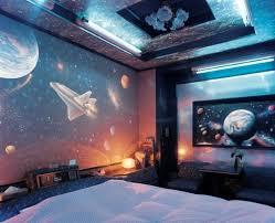 <b>Космический</b> интерьер - вся Вселенная в одной комнате
