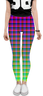 <b>Леггинсы Optical Illusion</b> #1604465 – заказать <b>леггинсы</b> с ...