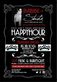 stache imbibe happy hour party abandoned pet rescue stache is proud to invite you to imbibe a happy hour like no other enjoy broward county s best cocktail bar as we offer the world s finest champagne krug