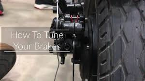 <b>Electric Scooter</b> Guide - How To Tune Your <b>Brakes</b> - YouTube