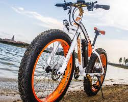 <b>Rich Bit RT-022</b> Electric Snow fat bike | RIC