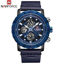 Online Shop <b>NAVIFORCE Top Brand</b> Military Sport Watch <b>Men</b> ...