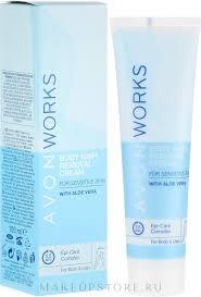 Avon Works <b>Body</b> Hair Removal Cream - <b>Крем для депиляции</b> тела ...