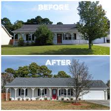 home decor dallas remodel: before and after fixer upper the everyday home exterior flip house reveal target home decor