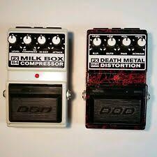 Гитарный дисторшн и перегруз <b>DOD педали</b> - огромный выбор ...