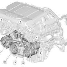 Система <b>привода аксессуаров</b> дизельного двигателя 4.4TD ...