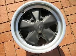 Porsche 911 FUCHS Wheel (1) 911 361 020 41 7J x 15 FL#22 | eBay