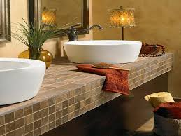 tiling ideas bathroom top: opulent design ideas bathroom tile countertop ideas for countertops
