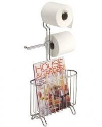 chrome magazine rack bathroom chrome magazine rack and toilet paper holder stand