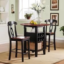 elegant dining set tall kitchen table