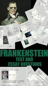 best images about frankenstein rime of ancient mariner on frankenstein included here 20 multiple choice questions and answers 5 essay questions that