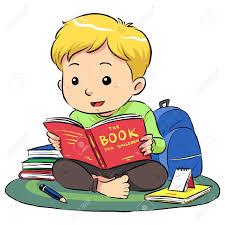 Resultado de imagen de niño leyendo