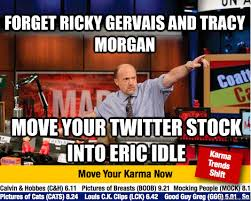 Mad Karma with Jim Cramer memes | quickmeme via Relatably.com