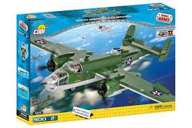 <b>Конструктор COBI</b> COBI-5541 <b>Самолет</b> B-25 Mitchell купить в ...