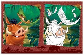 Купить РОСМЭН Наклейки и <b>раскраски</b>. <b>Disney</b>. <b>Король Лев</b> по ...