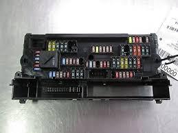right dash panel fuse box distribution block 61149151320 bmw 750i bmw f01 f02 7 series 740i 750i 750li 760li engine bay fuse box block