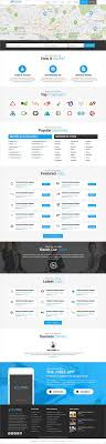best ideas about job portal website layout food jobs portal online jobs search template