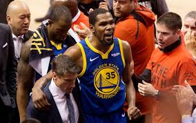 Warriors survive Game 5 and Kevin Durant