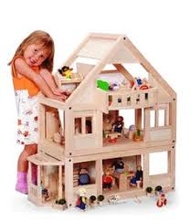 images about Doll Houses on Pinterest   Plan Toys    Plan Toys My First Doll House PLW X