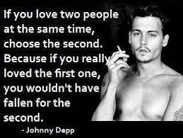 30 Best Johnny Depp Quotes via Relatably.com