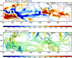 Tropical Atlantic-Korea teleconnection <b>pattern</b> during boreal <b>summer</b> ...