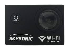 <b>Экшн камера</b> SKYSONIC Sport 4K Black, купить в Москве, цены в ...
