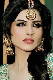 latest trend by n pro la salon bridal makeup hair styles