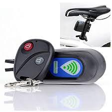Quaanti <b>Wireless Alarm</b> Lock <b>Bicycle Bike Security</b> System with ...