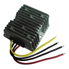 <b>Waterproof DC</b> 28V 60V to 12V 20A Step Down Power <b>Converter</b> ...