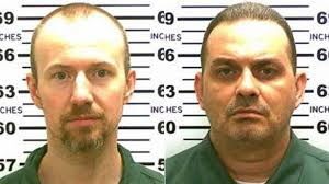 2 years ago, a <b>pair</b> of killers made a prison break straight out of ...
