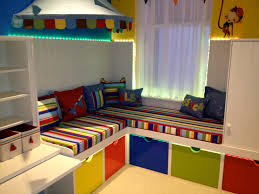 interior inspiration cute colorful custom childrens storage furniture playrooms