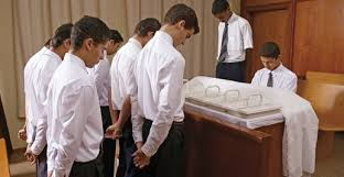 Young Men's Priesthood Duties