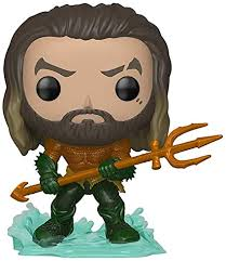 Funko 31177 Pop Heroes: Aquaman - Arthur Curry in ... - Amazon.com