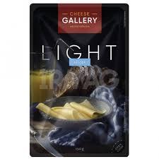 <b>Сыр Cheese Gallery Light</b> нарезка 20% (150 г) - IRMAG.RU