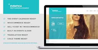 Eventica - Event Calendar & Ecommerce WordPress Theme by ...
