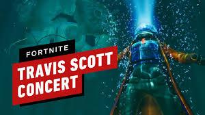 FULL <b>Fortnite x Travis Scott</b> Astronomical Concert - YouTube