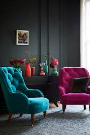 design ideas betty marketing paris themed living: our penelope armchair with its high tufted back makes it one comfy place to