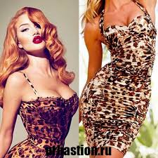 Леопардовое <b>платье</b> 2019: <b>принт</b>, фото, с чем носить, расцветки
