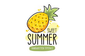 <b>Sweet Summer</b> Font | dafont.com