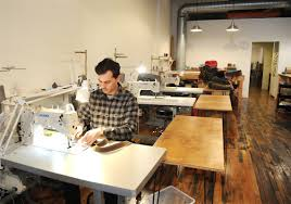pittsburgh s golden triangle a vibrant retail destination jesse caggiano a production assistant at moop a store located downtown on first avenue