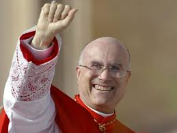 Image result for cardinal bertone happy
