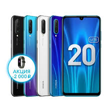 Купить <b>смартфон HONOR 20 LITE</b> в официальном магазине ...