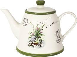 "<b>Чайник заварочный Anna</b> Lafarg ""Букет (Anna Lafarg LF Ceramics ..."