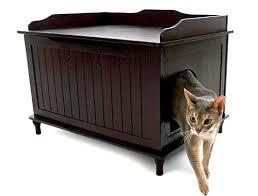 best selling cat box furniture catbox litter box enclosure