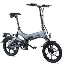 <b>Dohiker Folding Electric Bikes</b> - Bikemation.com