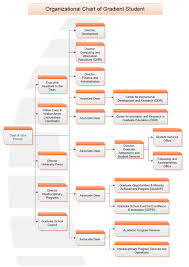 organizational chart templates  free downloadhierarchical organization structure  middot  graduate student organizational chart